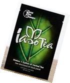 IASO TEA Herbal Detox Weight Loss System-1 Week Supply Total