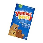HERONUTRITIONALPRODU HERO NUTRITIONALS YUMMI BEARS MULTI-
