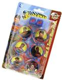 HeroClix: DC - Superman and Wonder Woman Dice & Token Pack