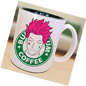 Hisoka Hunter X Hunter Starbucks Anime Manga Japanese