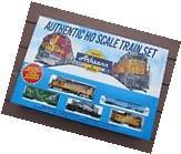 Athearn HO Scale Electric Train Set MIB Includes Track,
