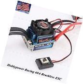 Hobbypower Racing 60A SL V2 Brushless Speed Controller ESC