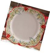Pioneer Woman Holiday Cheer Dinner Plate Dish Christmas NEW