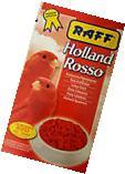 RAFF HOLLAND ROSSO 1KG RED FACTOR SOFT BIRD COLOUR FOOD