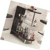Coaster Home Furnishings Contemporary Bar Table, Black