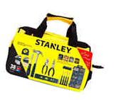 Stanley 38-PC Homeowners Tool Set Hand Tools Box Work Home