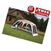 Screen House Canopy Tent 10x10 for Outdoor Sun Shade Beach