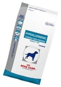 Royal Canin HP Hypoallergenic Hydrolyzed Protein Dog Food 7.