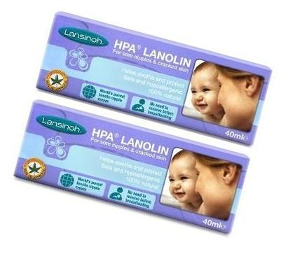 Lansinoh HPA Lanolin for Breastfeeding Mothers, 40 Grams, 1.