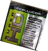 htf * G3 * Cellucor Super HD Weight Loss 7 Trial Packs Fat