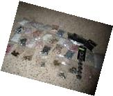 Huge Lot of New Craft Beads & Other Crafting Supplies