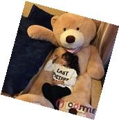 Huge Giant Teddy Bear 102'' 260cm Case Cover Plush Toy Kids