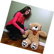 Huge Plush Teddy Bear Big Stuffed Animal Soft Cotton Toy