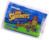 HUGGIES Little Swimmers Disposable Diaper Swimpants