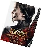 The Hunger Games Complete 4-Film Collection  Brand New