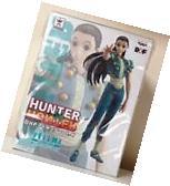 Hunter x Hunter DXF Figure 4 Yellmi Illumi Zoldyck BANPRESTO