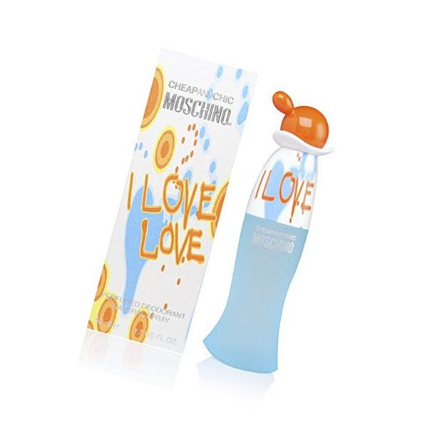 I Love Love Cheap and Chic by Moschino for Women 1.7 oz