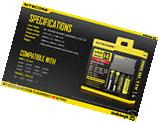 NITECORE i4 Intellicharger Charger For 18650 1850014500  w/