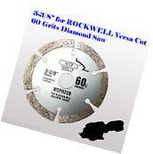 "60G 4-1/2"" inch Diamond Circular Saw Blade for ROCKWELL"