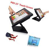 "2017 NEW 15"" Touch Screen LED TouchScreen Monitor Retail"