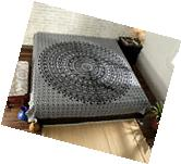 Indian Queen Size Bohemian Tapestry Wall Hanging Mandala
