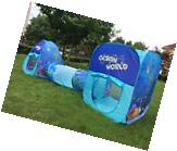 Outdoor Indoor Play House Tent Tunnel,LifeVC Playhouse Set