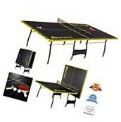 Folding Table Tennis Ping Pong Outdoor Indoor Tournament