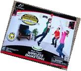 Indoor Wireless Basketball Hoops Game Set Multi Player Kids