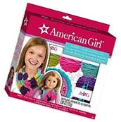 American Girl New  Infinity Scarf Knitting Kit - craft for