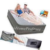 Intex Inflatable Airbed Built In Quick Electric Pump Air