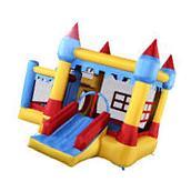 Inflatable Bounce House Castle Kids Jumper Slide Moonwalk