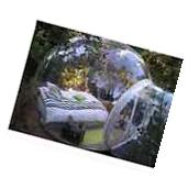 Inflatable Eco Home Tent DIY House Luxury Dome Camping Cabin