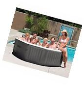 Inflatable HOT TUB SPA Intex 6 Person Portable Jacuzzi