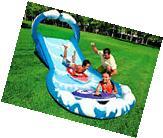Inflatable Water Slides Party Center Waterslides Slip N Slide Backyard -Outdoor