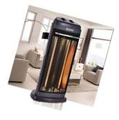 Infrared Electric Quartz Heater Living Room Space Heating