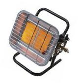 Infrared Propane Heater Portable Indoor Outdoor Radiant Heat
