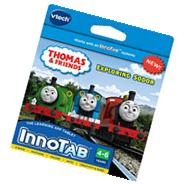 VTech Toys 80-231500 VTech InnoTab Software - Thomas &