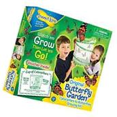 Insect Lore Butterfly Live Garden New Educational Science