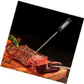 Instant Digital Read Food Probe Cooking Meat Kitchen BBQ