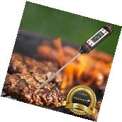 Digital Instant Read Food Meat Thermometer for Kitchen