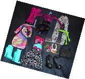 NEW Iris Clops Monster High Doll Clothes Outfit Shoes Dress