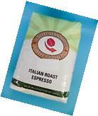 Really Great Coffee Italian Roast Espresso - 5-lb bag whole
