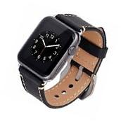 iWatch Genuine Leather Replacement Strap Wrist Band For