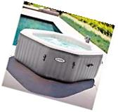 Jacuzzi Hot Tub Spa Inflatable Portable 4 Person Heated