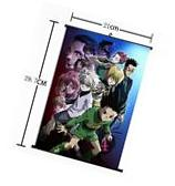 Hot Japan Anime Hunter X Hunter Cosplay Home Decor Wall