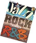 Jazz-Rock & R&B Alto Tenor Sax Solo Sheet Music Play-Along