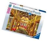 Ravensburger Jigsaw Puzzle 1000 Piece Library Picture Fun