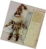 Jingle Bell Christmas Fairy Mark Roberts Box Certificate
