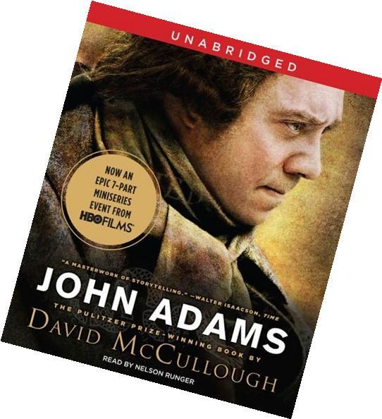 John Adams Movie Tie-In