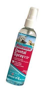 St.Jon Pet Care  Petrodex Dental Rinse 4oz